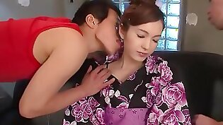 Anna is ravished by Japanese housewife