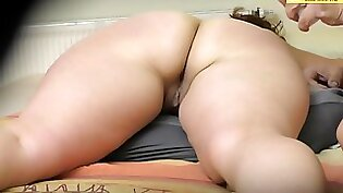 Massage orgasms for loving bfs wife asshole