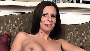 Blondie sucks some dick and gets cum soaked