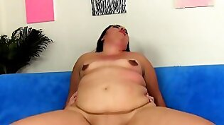 BJ and Blowjob In Front of BBW