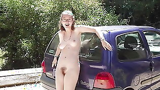 He fucks his girlfriend after public play with a family