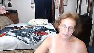 Brownie granny ass gaping