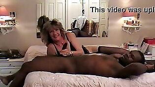 hot cuckold husband watches his wife getting fucked by very sexy MILFs
