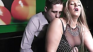 Chubby in nylon pantyhose Moaning