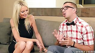Hot blonde Emma Starr from soap