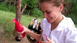 sexy czech girl fucked after shaking her tight ass